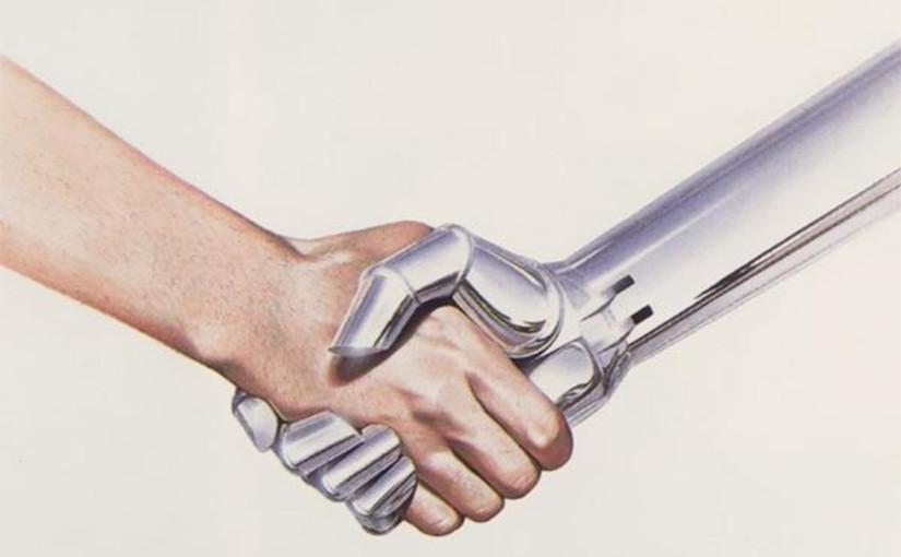 Co-creatie met de robot