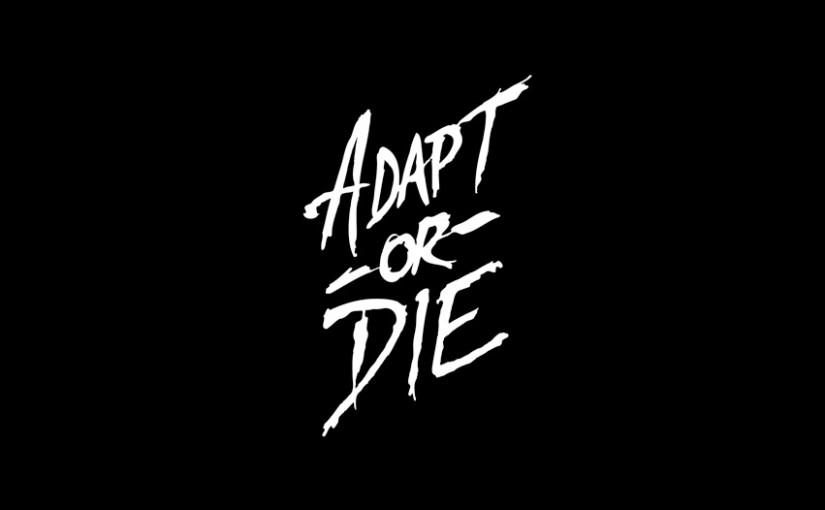 Fountainheads weer op dreef: Adapt or die!