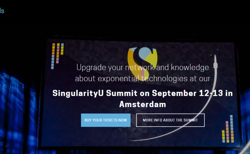 Singularity Summit Amsterdam