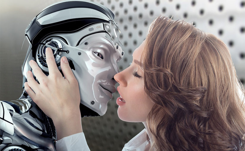 """How can we learn from robots about love?"""