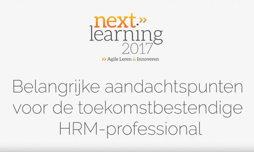 Next Learning Congres 2017