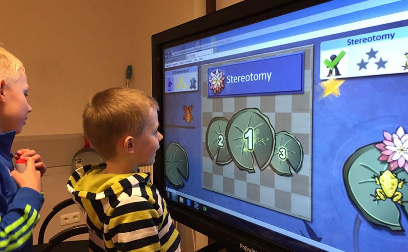 Gepersonaliseerd leren schaken
